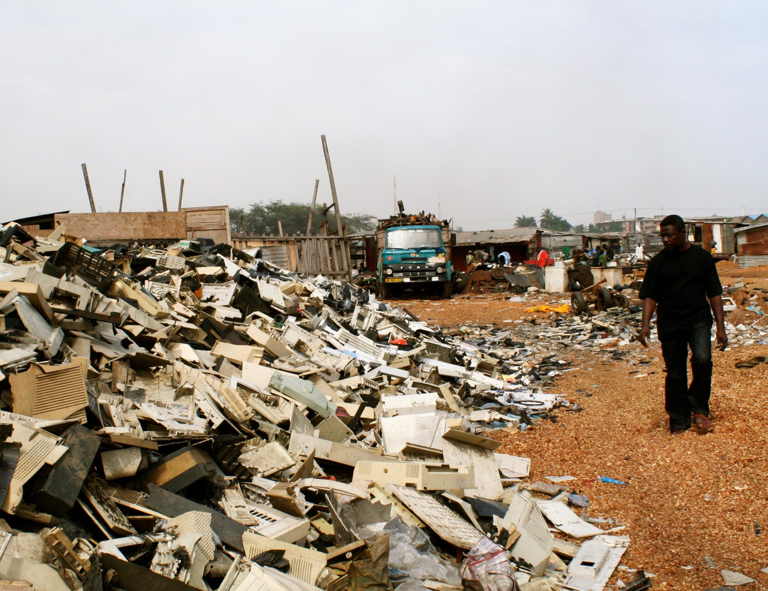 Ghana: Digital Dumping Ground
